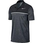 Nike Men's TW Dry Blocked Golf Polo