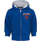 NBA Toddler New York Knicks Royal Full-Zip Hoodie