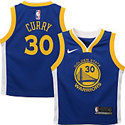 Nike Toddler Golden State Warriors Stephen Curry #30 Dri-FIT Swingman Jersey