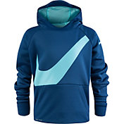 Nike Toddler Boys' Therma Pullover Hoodie