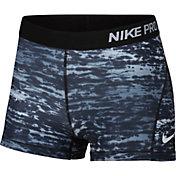 Nike Women's Pro Printed Shorts