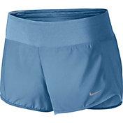 Nike Women's Dry Crew Running Shorts