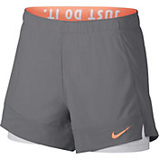 Nike Women's Flex 2-in-1 Training Shorts