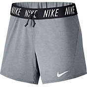 Nike Women's 5'' Heatherized Attack Shorts