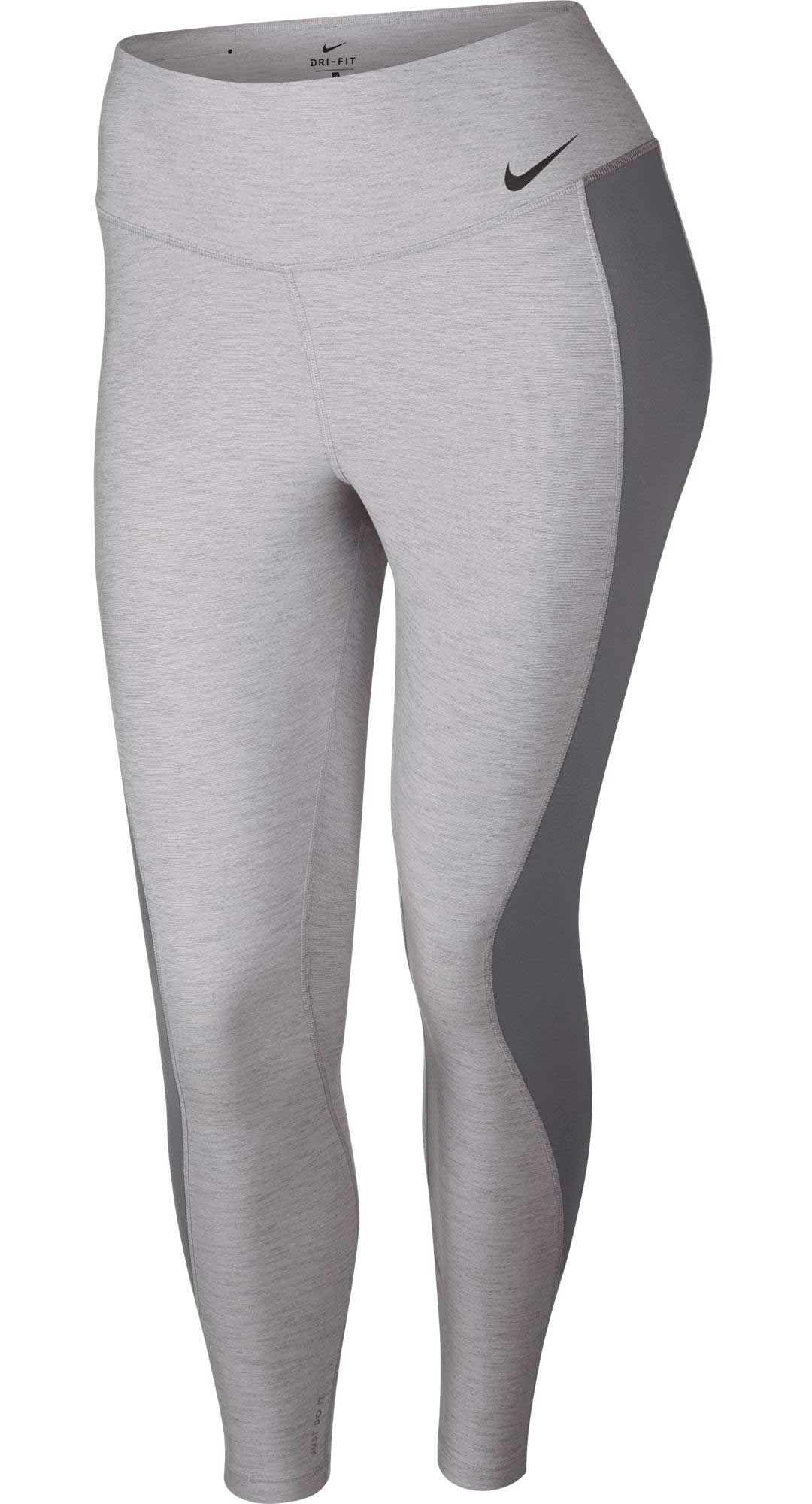 63bda453ca4d24 Nike Women's Plus Size Power Legend Training Tights | DICK'S ...