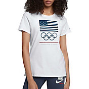 Product Image · Nike Women s Sportswear United States Olympic Committee  Rings T-Shirt 31974db1d