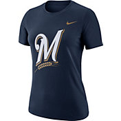 Nike Women's Milwaukee Brewers Dri-FIT T-Shirt