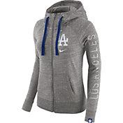 Nike Women's Los Angeles Dodgers Vintage Full-Zip Hoodie