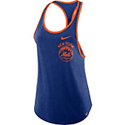 Nike Women's New York Mets Tri-Blend Tank Top