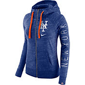 Nike Women's New York Mets Vintage Full-Zip Hoodie