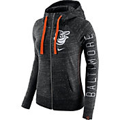 Nike Women's Baltimore Orioles Vintage Full-Zip Hoodie