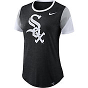 Nike Women's Chicago White Sox Tri-Blend T-Shirt