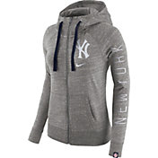 Nike Women's New York Yankees Vintage Full-Zip Hoodie
