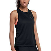 bd179cd55aee09 Product Image · Nike Women s Dry Miler Running Tank Top. Black