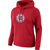 Nike Women's Los Angeles Clippers Red Hoodie