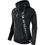 Nike Women's Cleveland Cavaliers Black Full-Zip Hoodie