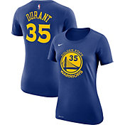 Nike Women's Golden State Warriors Kevin Durant #35 Dri-FIT Royal T-Shirt