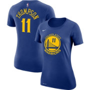 Nike Women's Golden State Warriors Klay Thompson #11 Dri-FIT Royal T-Shirt