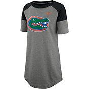 Nike Women's Florida Gators Grey Jersey Dress