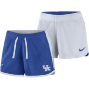 Nike Women's Kentucky Wildcats Blue/White Touch Reversible Performance Shorts