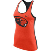 Nike Women's Oregon State Beavers Orange Dri-FIT Touch Tank Top