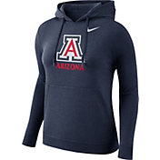 Nike Women's Arizona Wildcats Navy Club Pullover Hoodie