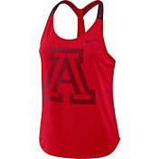 Nike Women's Arizona Wildcats Cardinal Dri-FIT Elastika Tank Top