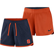 Nike Women's Syracuse Orange Blue/Orange Touch Reversible Performance Shorts