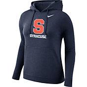 Nike Women's Syracuse Orange Blue Club Pullover Hoodie