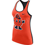 Nike Women's Syracuse Orange Orange Dri-FIT Touch Tank Top