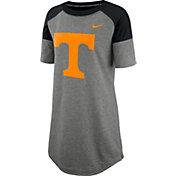 Nike Women's Tennessee Volunteers Grey Jersey Dress