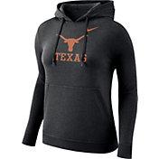 Nike Women's Texas Longhorns Club Pullover Black Hoodie