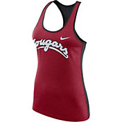 Nike Women's Washington State Cougars Crimson Dri-FIT Touch Tank Top