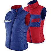 Nike Women's Buffalo Bills Sideline 2017 Reversible Royal Vest