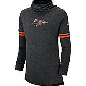 Nike Women's Cincinnati Bengals History Funnel Black Pullover