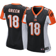 Nike Women's Home Game Jersey Cincinnati Bengals A.J. Green #18