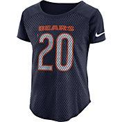 Nike Women's Chicago Bears Modern Fan Navy Top