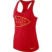 Nike Women's Kansas City Chiefs Dri-FIT Performance Red Tank Top