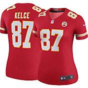 Nike Women's Color Rush Legend Jersey Kansas City Chiefs Travis Kelce #87