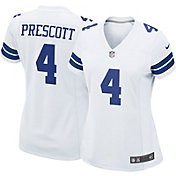 Nike Women's Limited Jersey Dallas Cowboys Dak Prescott #4