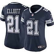 Nike Women's Limited Jersey Dallas Cowboys Ezekiel Elliott #21