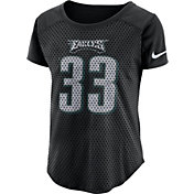 Nike Women's Philadelphia Eagles Modern Fan Black Top