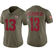Nike Women's Home Limited Salute to Service New York Giants Odell Beckham Jr. #13 Jersey