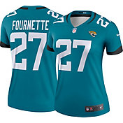 Nike Women's Color Rush Legend Jersey Jacksonville Jaguars Leonard Fournette #27