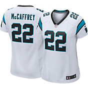 Nike Women's Away Game Jersey Carolina Panthers Christian McCaffrey #22