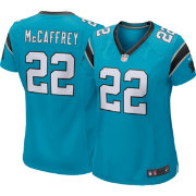 Nike Women's Alternate Game Jersey Carolina Panthers Christian McCaffrey #22