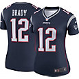 Nike Women's Home Legend Jersey New England Patriots Tom Brady #12