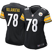 Nike Women's Home Game Jersey Pittsburgh Steelers Alejandro Villanueva #78