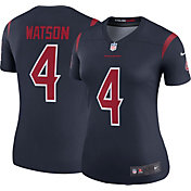 Nike Women's Color Rush Legend Jersey Houston Texans Deshaun Watson #4