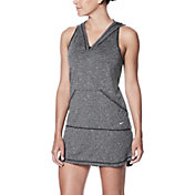 Nike Women's Hooded Swimsuit Cover-Up Dress